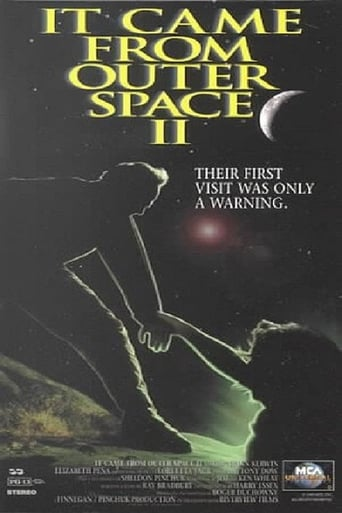 Poster of It Came from Outer Space II