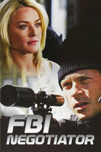 Poster of FBI: Negotiator