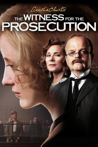 Poster of The Witness for the Prosecution