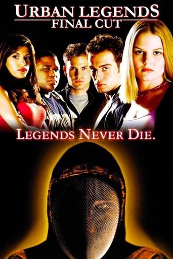Poster of Urban Legends: Final Cut