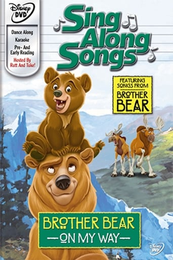 Poster of Sing Along Songs: Brother Bear - On My Way