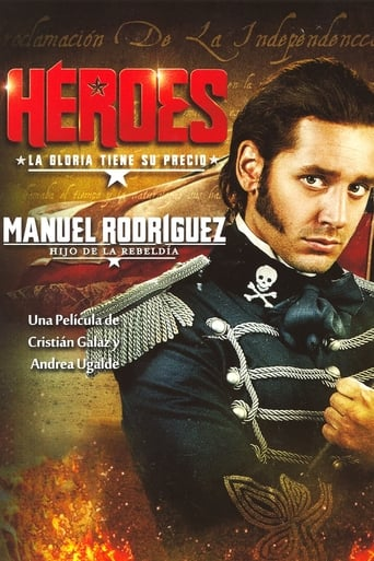 Poster of Rodriguez: Son of Rebellion
