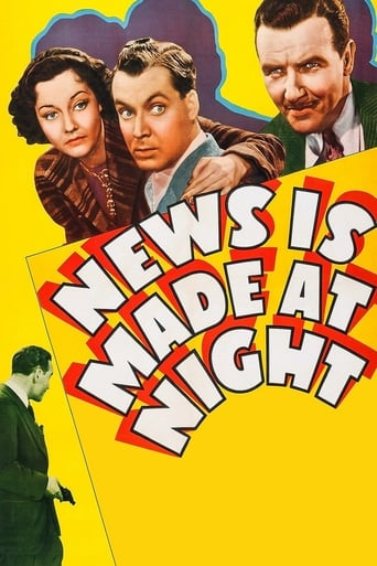 Poster of News Is Made at Night