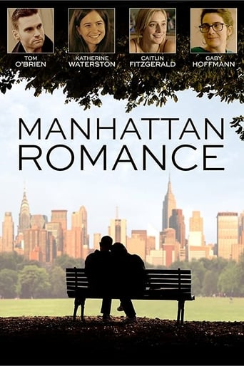 Poster of Manhattan Romance
