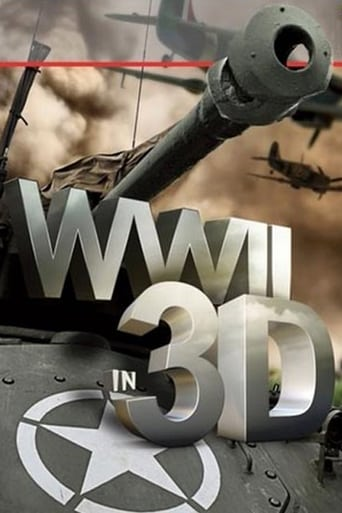 World War II in 3D