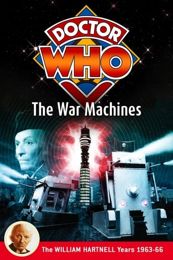 Poster of Doctor Who: The War Machines