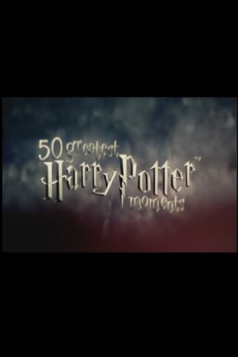 Poster of 50 Greatest Harry Potter Moments
