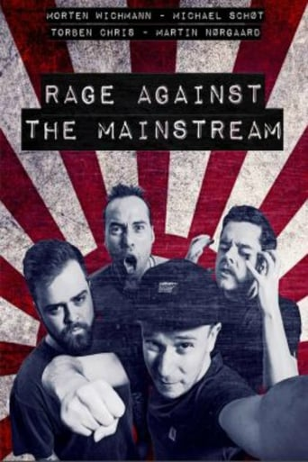 Poster of Rage Against The Mainstream