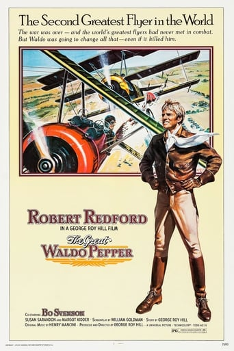 Poster of The Great Waldo Pepper