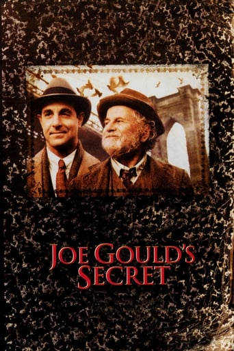 Poster of Joe Gould's Secret