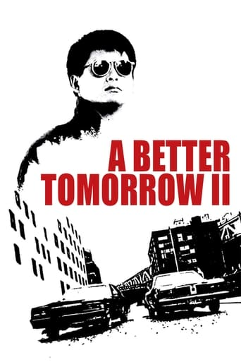 A Better Tomorrow II Yify Movies