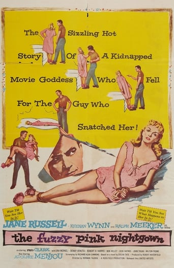 Poster of The Fuzzy Pink Nightgown