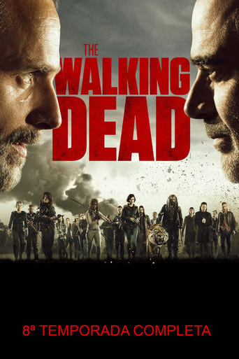 The Walking Dead 8ª Temporada - Poster