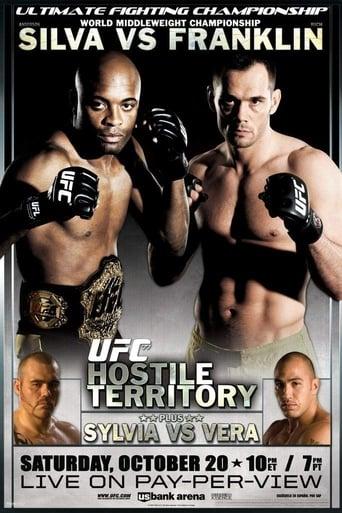 Watch UFC 77: Hostile Territory Online Free Putlocker