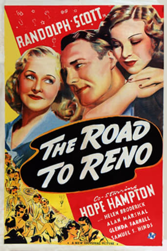 Poster of The Road to Reno