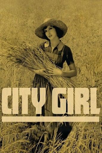 City Girl (1930) - poster