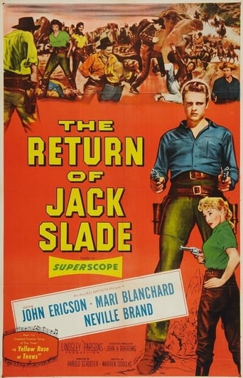 Poster of The Return of Jack Slade