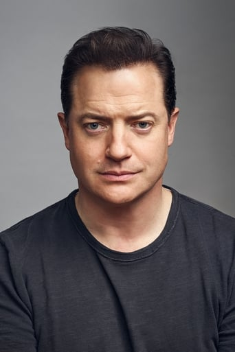 Brendan Fraser alias George of the Jungle