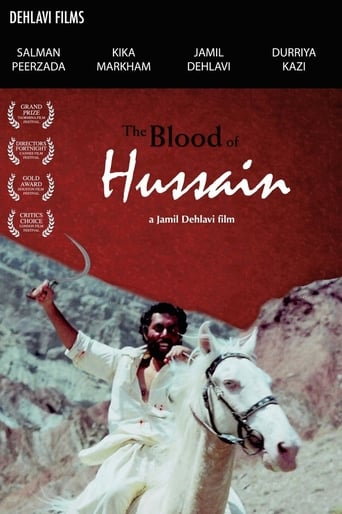 Poster of The Blood of Hussain
