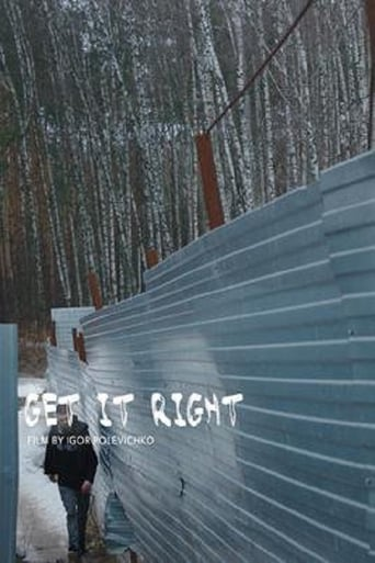 Poster of Get It Right