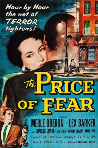Poster of The Price of Fear