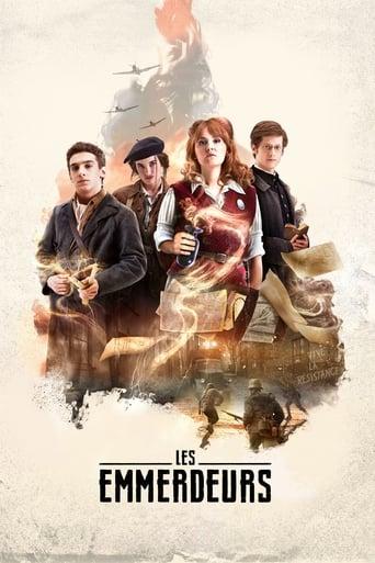 Les Emmerdeurs 1ª Temporada - Poster