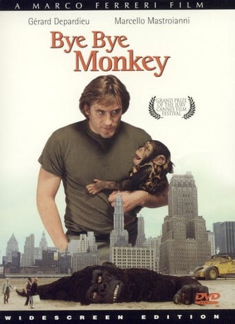 Poster of Bye Bye Monkey