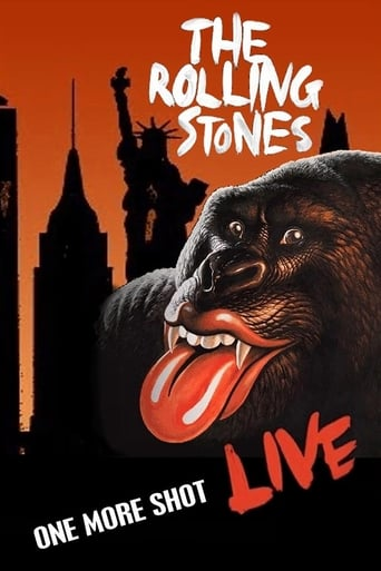 Poster of The Rolling Stones: One More Shot