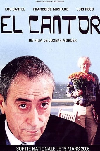 El cantor Movie Poster