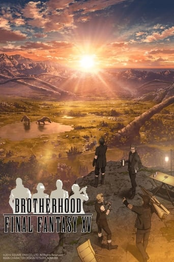 Poster of Brotherhood: Final Fantasy XV