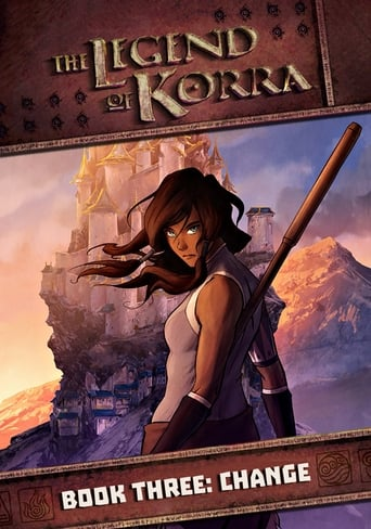 A Lenda de Korra 3ª Temporada Torrent (2014) Dublado / Dual Áudio 5.1 BluRay 720p | 1080p – Download