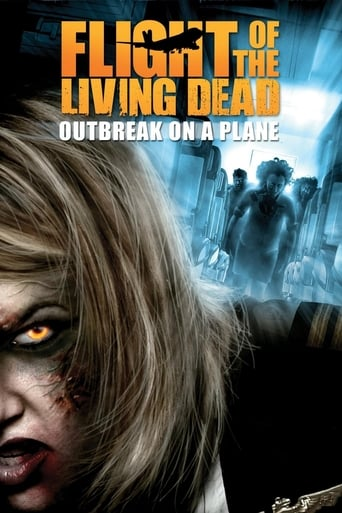 voir film Des Zombies dans l'avion (V)  (Flight of the Living Dead : Outbreak on a Plane) streaming vf
