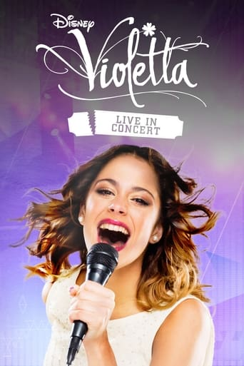 Poster of Violetta - Live in Concert