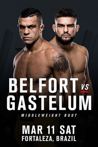 Poster of UFC Fight Night 106: Belfort vs. Gastelum