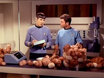episode The Trouble With Tribbles poster
