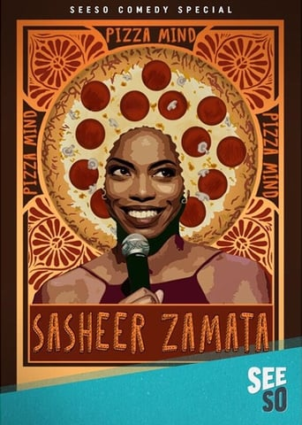 Poster of Sasheer Zamata: Pizza Mind