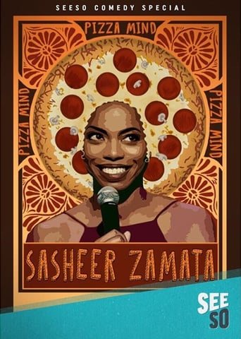 Poster of Sasheer Zamata: Pizza Mind fragman