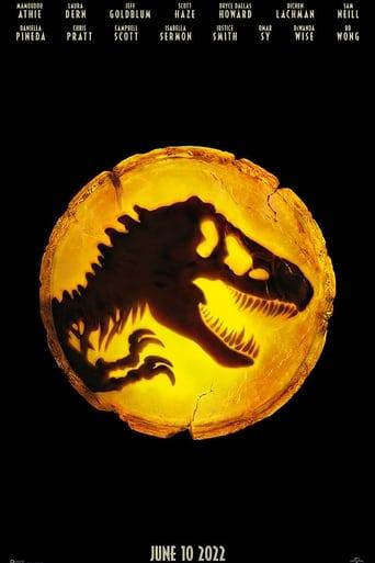 Poster of Jurassic World: Dominion