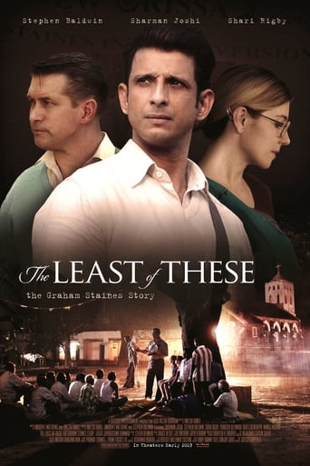 The Least of These: The Graham Staines Story Poster