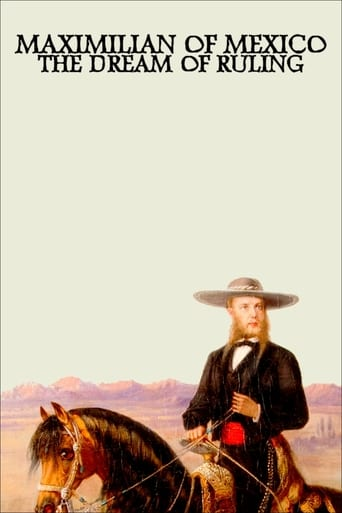 Maximilian of Mexico: The Dream of Ruling Movie Poster