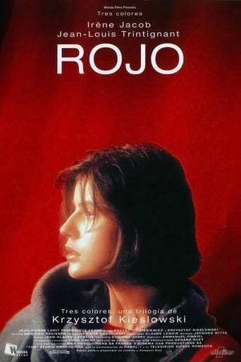 Poster of Tres colores: Rojo
