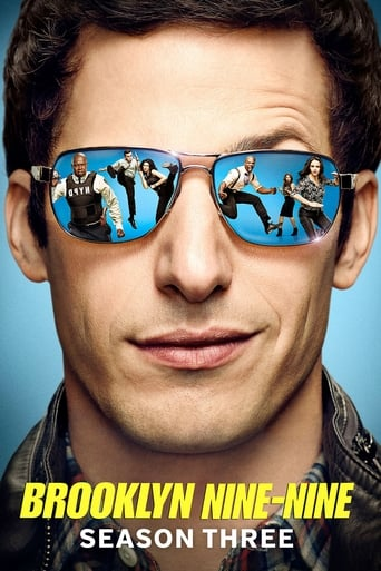 Bruklinas 99 / Brooklyn Nine-Nine (2015) 3 Sezonas