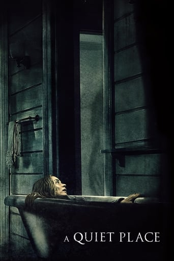 Poster for A Quiet Place