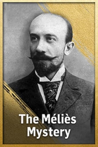 Poster The Méliès Mystery