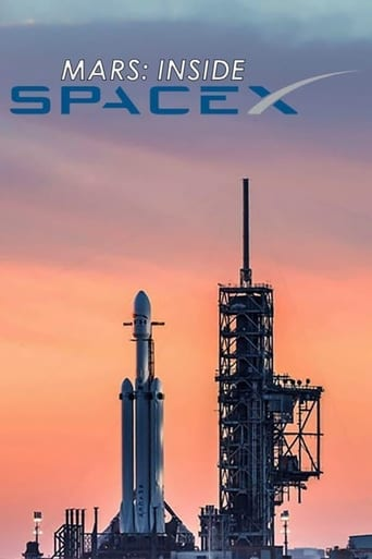 Poster of MARS: Inside SpaceX