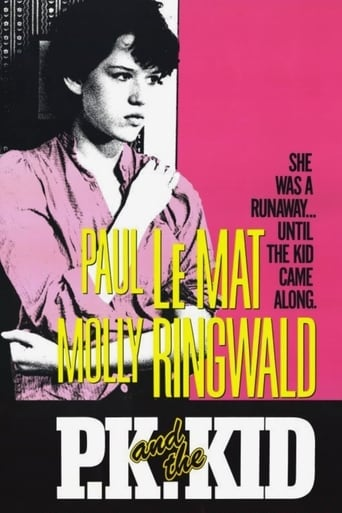 Poster of P.K. and the Kid