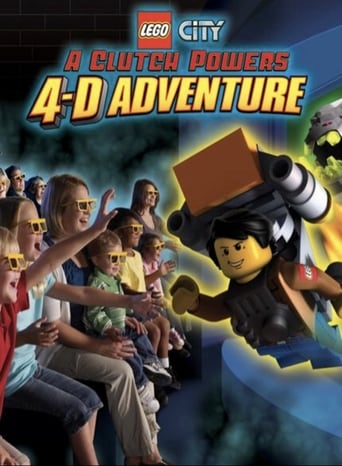 Poster of A Clutch Powers 4D Adventure