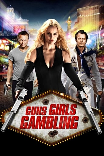 Poster of Guns, Girls and Gambling