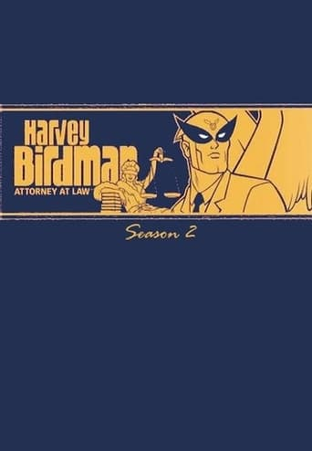 Download Legenda de Harvey Birdman, Attorney at Law S02E05
