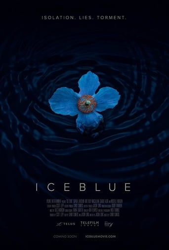 Poster of Ice Blue